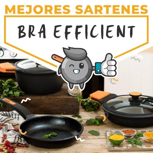 mejores-sartenes-bra-efficient