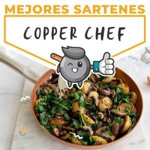 mejores-sartenes-copper-chef