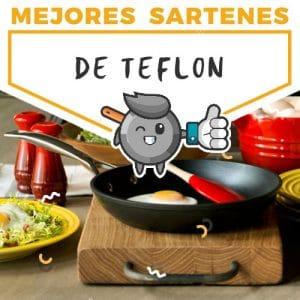 mejores-sartenes-de-teflon