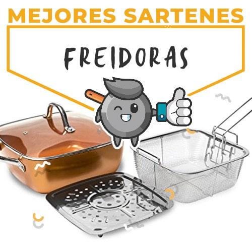 mejores-sartenes-freidoras