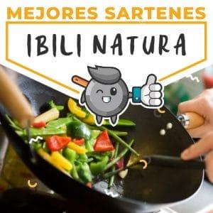 mejores-sartenes-ibili-natura