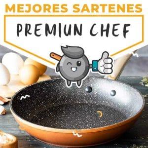 mejores-sartenes-premium-chef